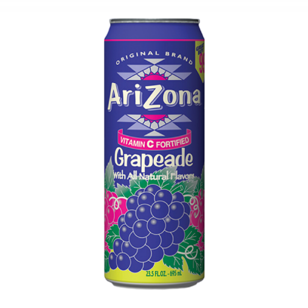 Arizona Grapeade  23 fl.oz 680ml